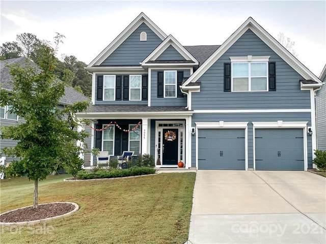 3955 Lake Breeze Drive, Sherrills Ford, NC 28673 (#3795657) :: Scarlett Property Group