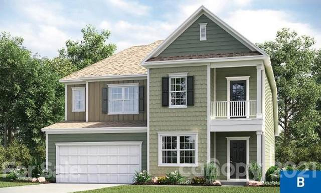 119 Port Bow Drive #121, Troutman, NC 28166 (#3795688) :: LePage Johnson Realty Group, LLC