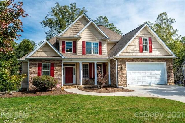 456 Wittenburg Springs Drive, Taylorsville, NC 28681 (#3795719) :: Stephen Cooley Real Estate