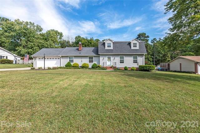 3821 Willowood Drive #08, Clemmons, NC 27012 (#3795755) :: Briggs American Homes