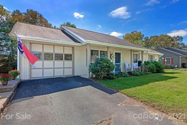 101 Gossett Drive, Hendersonville, NC 28739 (MLS #3795772) :: RE/MAX Journey