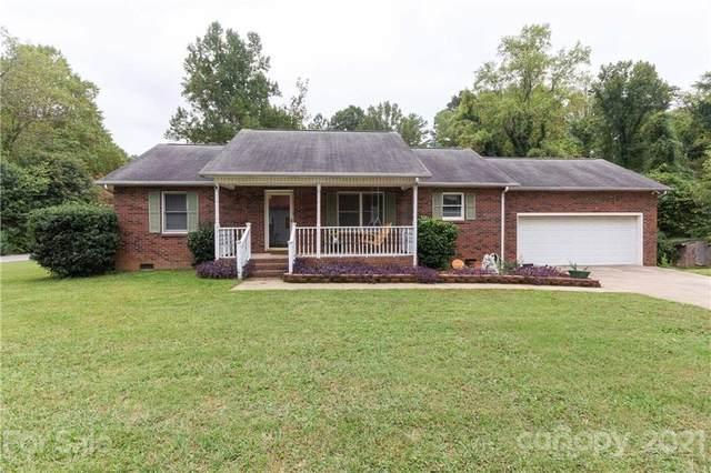 401 W Ballard Street, Cherryville, NC 28021 (#3795797) :: Homes with Keeley | RE/MAX Executive