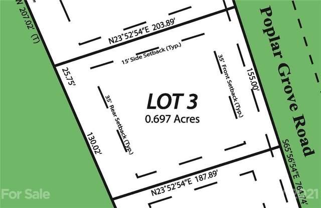 129 Poplar Grove Road #3, Mooresville, NC 28117 (#3795806) :: Mossy Oak Properties Land and Luxury