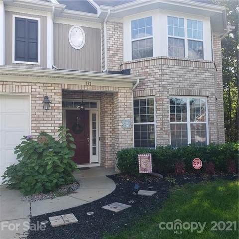 171 Ashlyn Creek Drive, Mooresville, NC 28115 (#3795827) :: Cloninger Properties