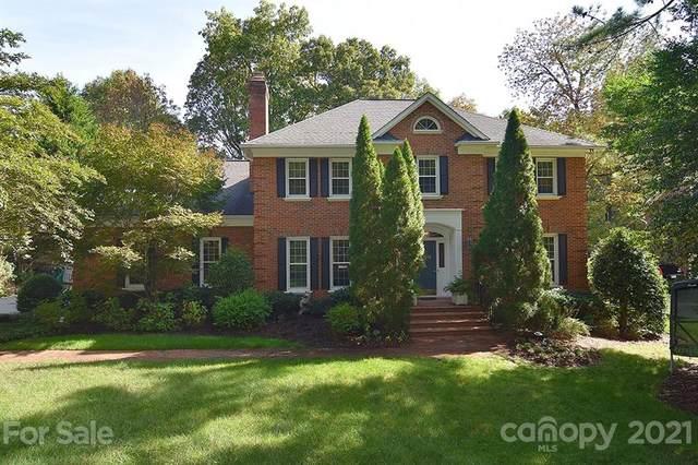 6909 Cameron Glen Drive, Charlotte, NC 28210 (#3795832) :: MartinGroup Properties