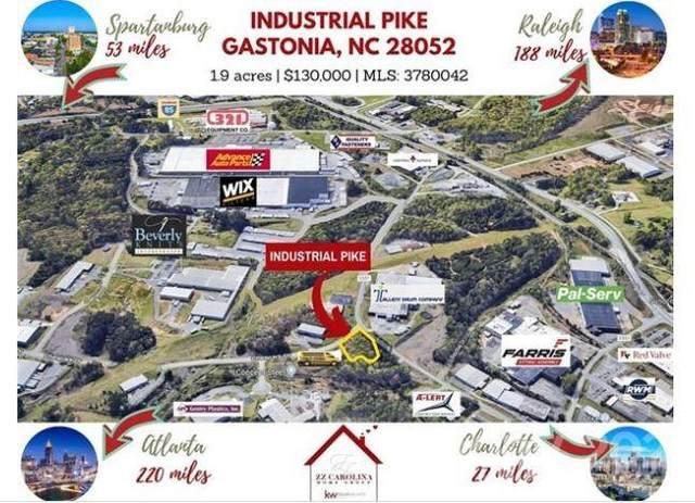 0 Industrial Pike, Gastonia, NC 28052 (#3795924) :: Mackey Realty