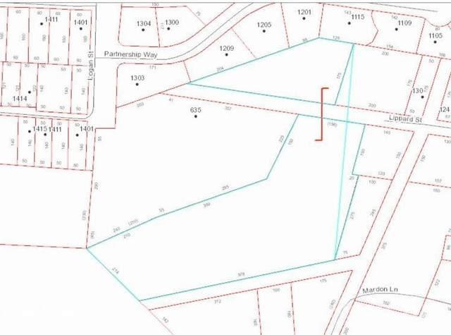0 Lippard Street, Statesville, NC 28677 (#3795934) :: High Performance Real Estate Advisors