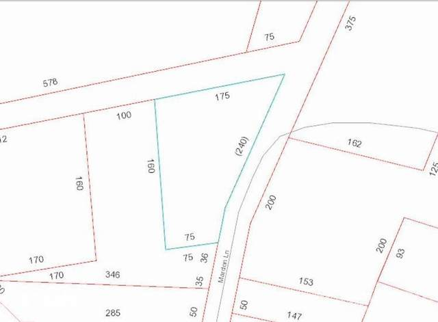 0 Davidson Avenue, Statesville, NC 28677 (#3795962) :: High Performance Real Estate Advisors