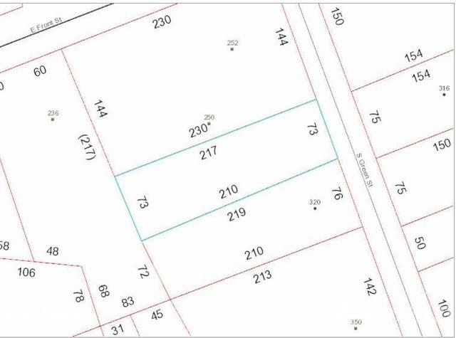 0 Green Street S, Statesville, NC 28677 (#3795980) :: High Performance Real Estate Advisors