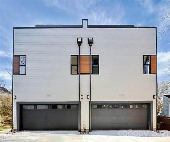 1115 Greenleaf Avenue A/B, Charlotte, NC 28202 (#3796025) :: LePage Johnson Realty Group, LLC