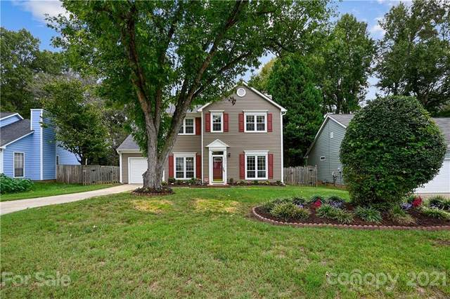 5417 Southminster Lane, Charlotte, NC 28216 (#3796027) :: BluAxis Realty
