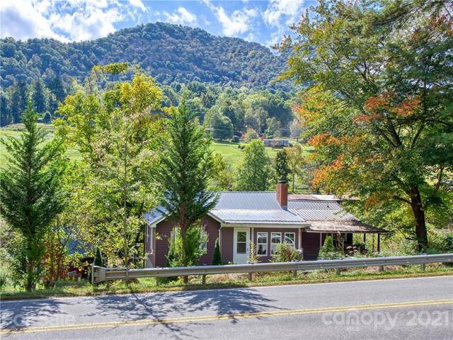 3900 Pigeon Road, Waynesville, NC 28786 (#3796097) :: Lake Wylie Realty