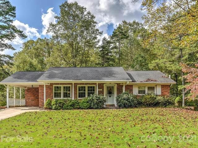 303 Ciccone Drive, Hendersonville, NC 28791 (#3796127) :: High Vistas Realty