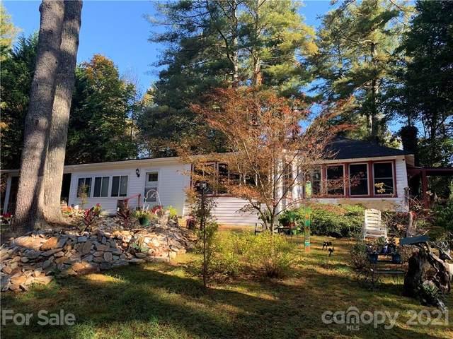 761 Reasonover Road, Cedar Mountain, NC 28718 (#3796135) :: Lake Wylie Realty