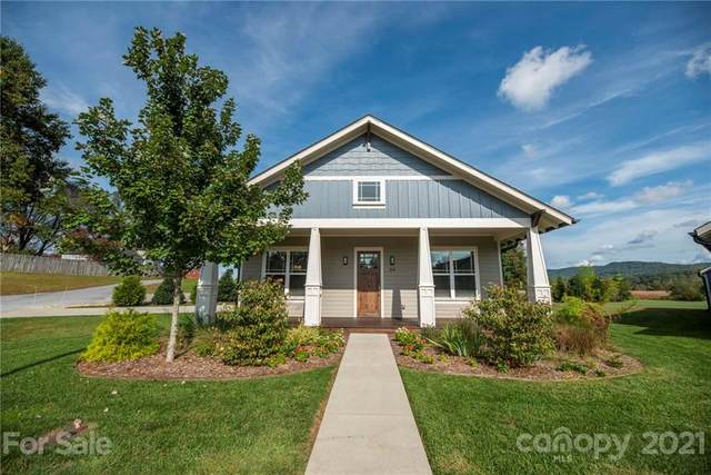 84 Bungalow Way #9, Brevard, NC 28712 (#3796242) :: Stephen Cooley Real Estate