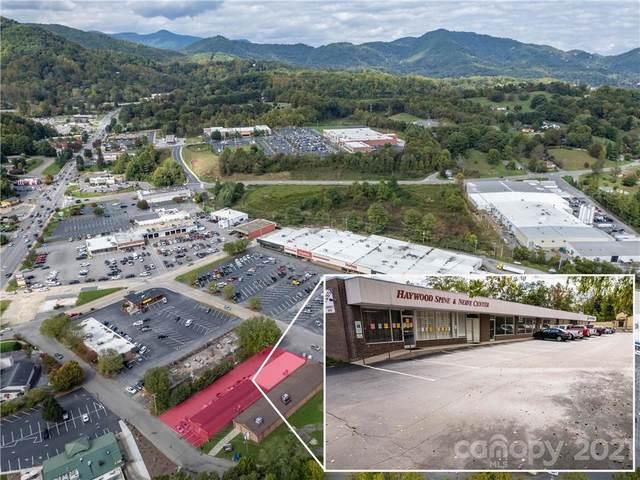 136 Waynesville Plaza, Waynesville, NC 28786 (#3796282) :: Ann Rudd Group