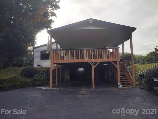 158 Windy Hill Drive, Waynesville, NC 28785 (#3796315) :: Carmen Miller Group