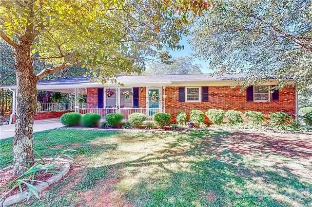 121 Devon Lane, Statesville, NC 28625 (#3796333) :: Cloninger Properties