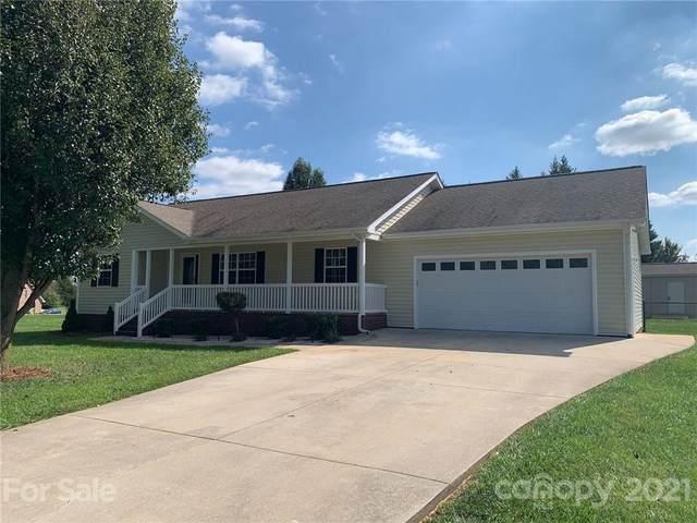 105 Chimney Ridge Lane, Statesville, NC 28625 (MLS #3796336) :: RE/MAX Journey