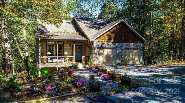 480 Lindera Lane, Waynesville, NC 28785 (#3796361) :: Homes Charlotte
