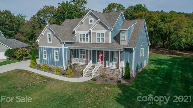 154 Old Squaw Road, Mooresville, NC 28117 (#3796405) :: High Performance Real Estate Advisors