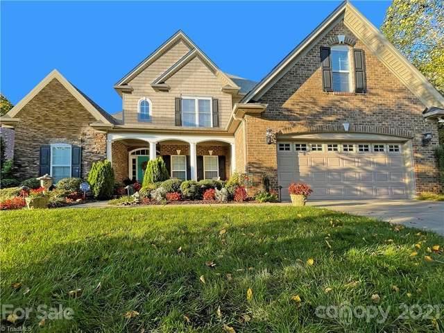 7383 Ridgecrest Trail, Lewisville, NC 27023 (#3796426) :: Homes Charlotte