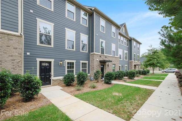 1317 Queen Lyon Court, Charlotte, NC 28205 (#3796432) :: BluAxis Realty