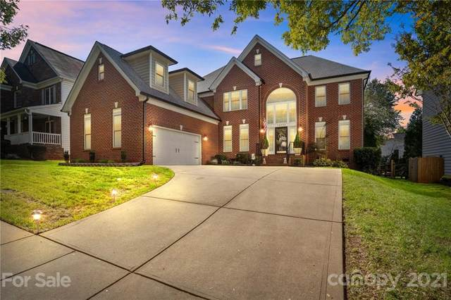14232 Harvington Drive, Huntersville, NC 28078 (#3796523) :: TeamHeidi®