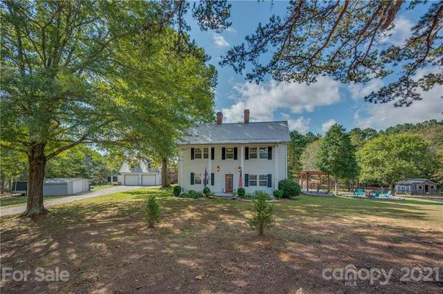 114 Granny Miller Road, Forest City, NC 28043 (#3796567) :: LePage Johnson Realty Group, LLC