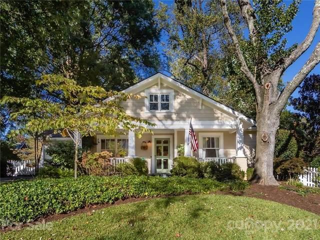 2337 Bay Street, Charlotte, NC 28205 (#3796608) :: Briggs American Homes