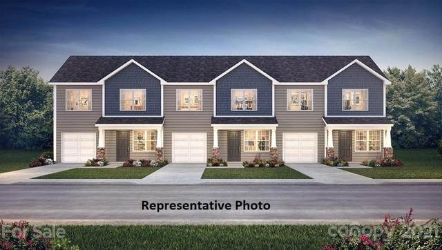 19 Benedict Lane #25, Weaverville, NC 28787 (#3796671) :: Lake Wylie Realty