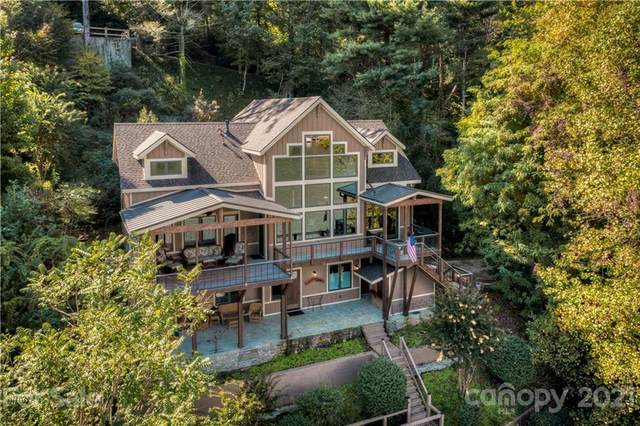 188 Gottlieb Getaway Street, Lake Lure, NC 28746 (#3796719) :: High Performance Real Estate Advisors
