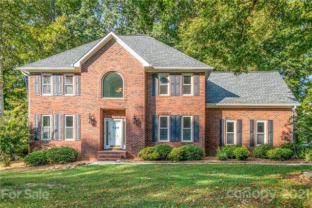 1016 Winterfield Drive, Mooresville, NC 28115 (#3796766) :: LePage Johnson Realty Group, LLC