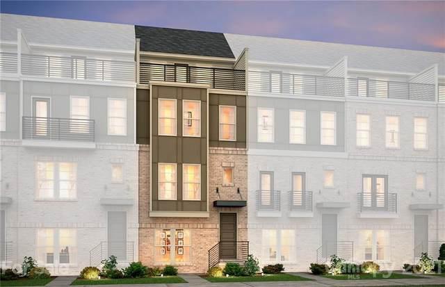 12102 Brooklyn Avenue #47, Charlotte, NC 28204 (#3796805) :: LePage Johnson Realty Group, LLC