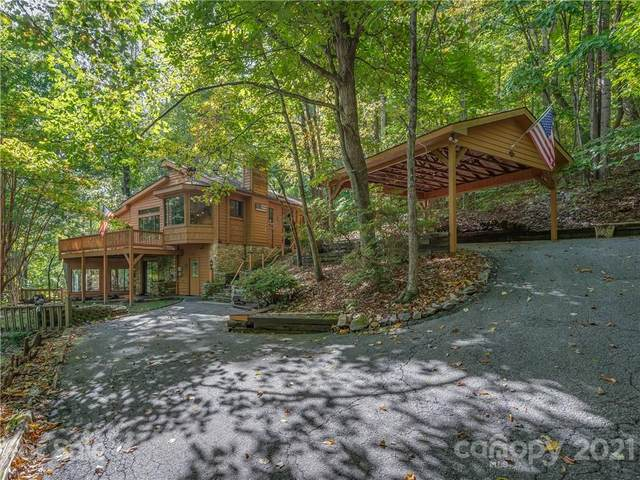 256 Indian Bluff Trail, Hendersonville, NC 28739 (#3796813) :: Stephen Cooley Real Estate