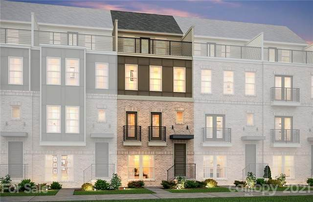 12056 Brooklyn Avenue #48, Charlotte, NC 28204 (#3796834) :: LePage Johnson Realty Group, LLC