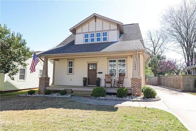 1340 Downs Avenue, Charlotte, NC 28205 (#3796902) :: Austin Barnett Realty, LLC