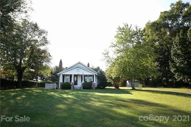 3611 Nc 16 Highway N, Taylorsville, NC 28681 (#3796911) :: Carmen Miller Group