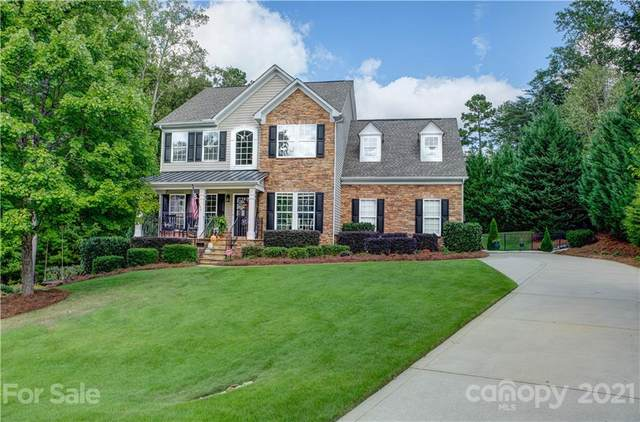 416 Rookery Drive, Lake Wylie, SC 29710 (#3796917) :: Lake Wylie Realty