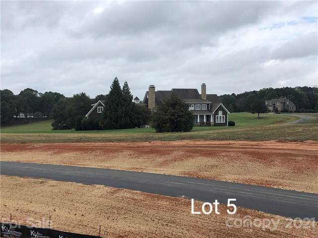 000 Rolling Meadows Drive #5, Mooresville, NC 28115 (#3796920) :: The Zahn Group