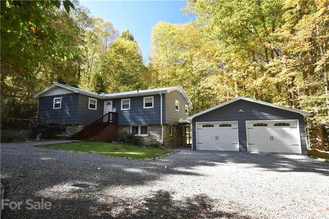 322 Spring Lake Road, Maggie Valley, NC 28751 (#3796924) :: Homes Charlotte