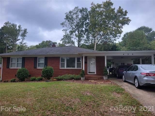 406 Spring Street, Cherryville, NC 28021 (#3796929) :: High Vistas Realty