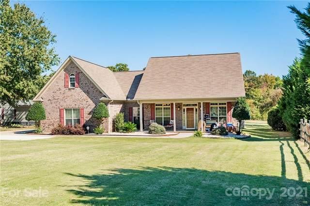 4617 Pioneer Lane, Indian Trail, NC 28079 (#3796964) :: Cloninger Properties