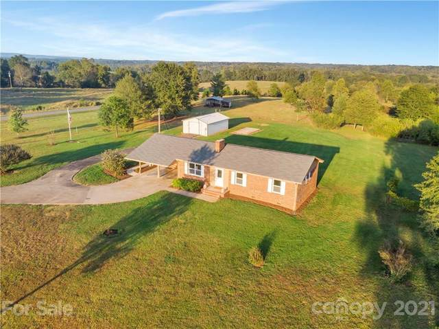 200 Baxter Cemetery Road, Forest City, NC 28043 (#3796981) :: Rowena Patton's All-Star Powerhouse