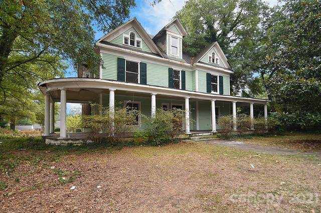 402 S Chester Street, Gastonia, NC 28052 (MLS #3797015) :: RE/MAX Impact Realty