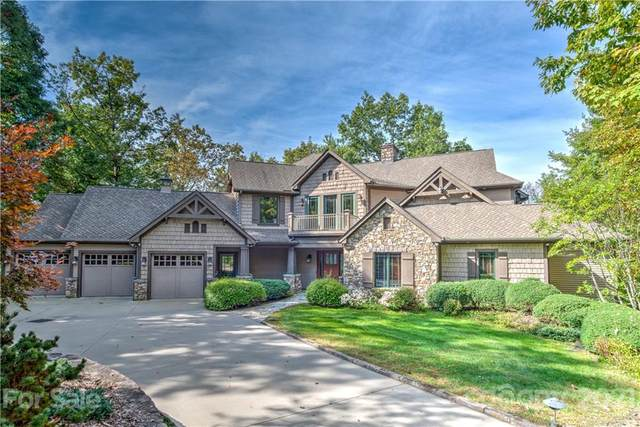 72 Old Hickory Trail, Hendersonville, NC 28739 (#3797029) :: The Allen Team