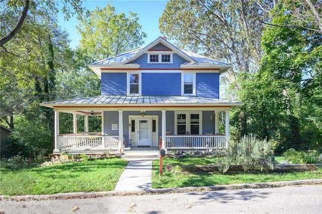 16 West Street, Asheville, NC 28801 (#3797047) :: Modern Mountain Real Estate