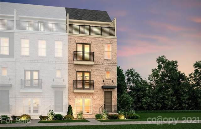12052 Brooklyn Avenue #49, Charlotte, NC 28204 (#3797058) :: Austin Barnett Realty, LLC