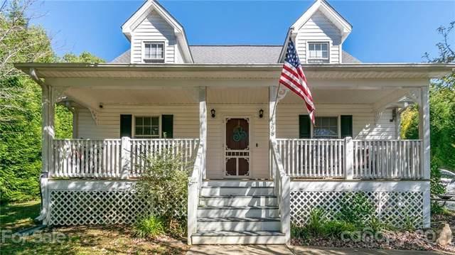 498 Meadowview Drive, Saluda, NC 28773 (#3797059) :: Cloninger Properties