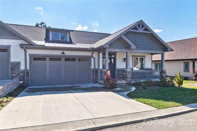 185 Sports Village Drive #13, Hendersonville, NC 28739 (#3797071) :: The Allen Team